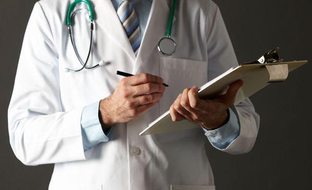 Vaasan keskussairaalaan tullut potilas itse ei tiennyt potevansa harvinaista sairautta.