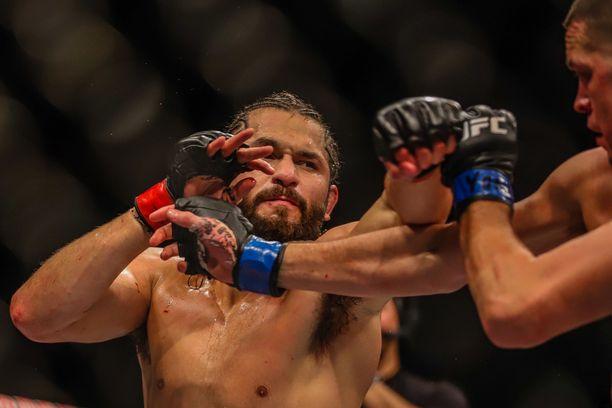 Jorge Masvidal on karismaattinen ja erittäin suosittu tähti UFC:ssä.