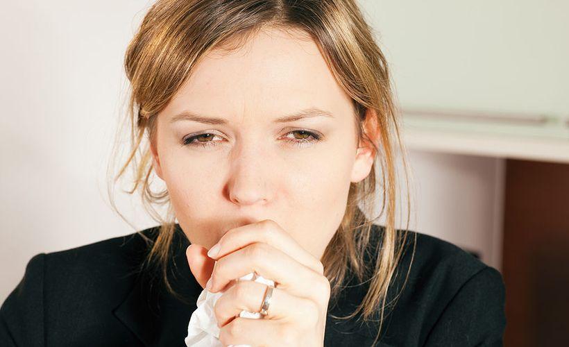 Jatkuva Flunssa Syöpä
