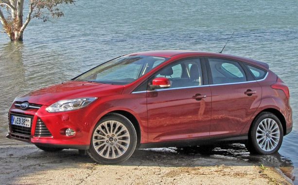 Ford oli kolmas vähävikainen auto yli 150 000 ajetuissa pienissä perheautoissa.