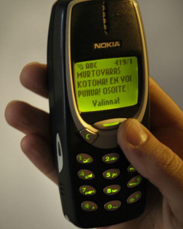 Tulevaisuudessa on mahdollista, että hätäilmoituksen voi lähettää myös tekstiviestillä.
