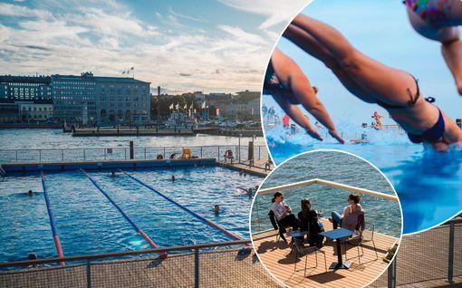 Amerikkalaismedia arvioi maailman parhaat uimapaikat – 20 parhaan joukossa helsinkiläiskylpylä!
