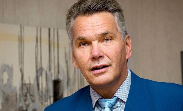 Pekka Räty järkyttyi suru-uutisesta.