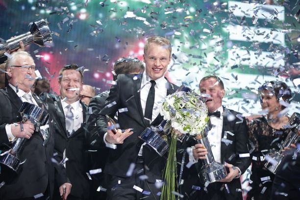 Maailmanmestaruus ja MM-pronssi toivat Iivo Niskaselle uran toisen Vuoden urheilija -valinnan. Seuraaville sijoille sijoittuneet urheilijat eivät jääneet saavutuksiltaan juuri Pekkaa, tai tässä tapauksessa Iivoa, pahemmiksi.