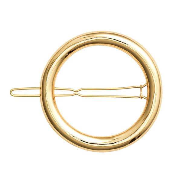 H&M:n pyöreää solkea saa sekä kullan että hopean värisenä, 3,99 e