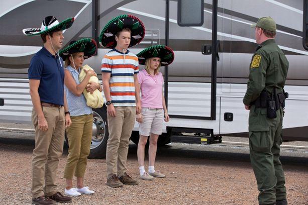 Millerit-komedia oli yksi vuoden 2013 yllätyshiteistä.