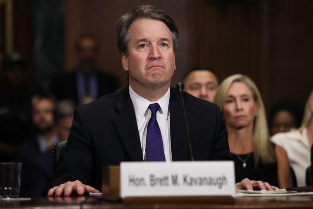 Senaatin oikeusvaliokunta kuulusteli Brett Kavanaugh'ta tasan viikko sitten.