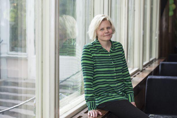 Paula Noronen vieraili Joonas Nordman Show'n vieraana.