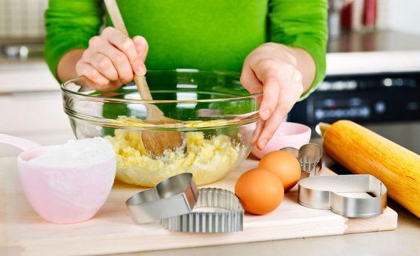 Teetkö aina perheen juhliin niitä tiettyjä pikkuleipiä, joiden reseptin olet saanut äidiltäsi?