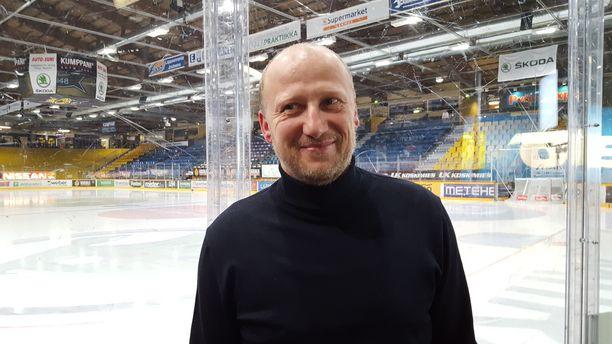 Vladimir Machulda vieraili Lappeenrannassa.