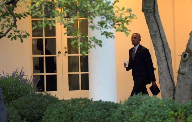 Valkoisen talon veton kaatuminen on karvas tappio presidentti Barack Obamalle.
