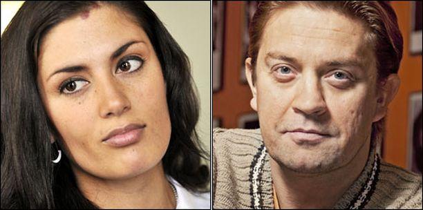 Jasmin, 28, ja Oskari, 45, pitivät yhtä vajaan vuoden.