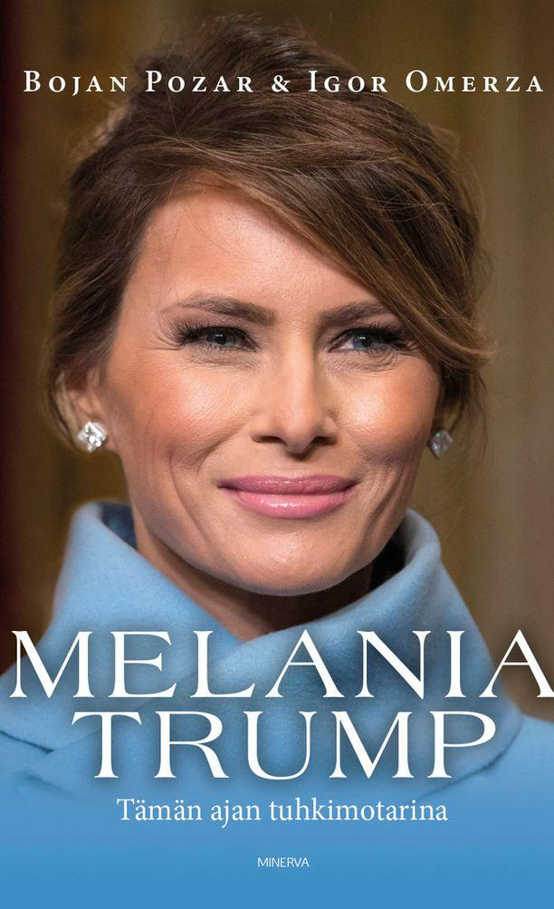 Elämäkerta Melania Trumpista julkaistiin Suomessa syyskuussa.