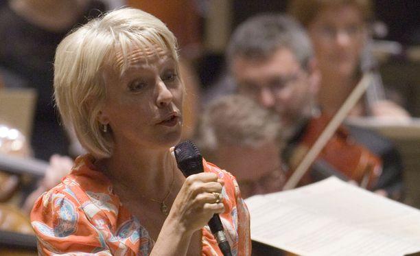 Mezzosopraano Anne Sofie von Otter kertoo, että Benny Fredriksson vaipui syvään masennukseen eron jälkeen.
