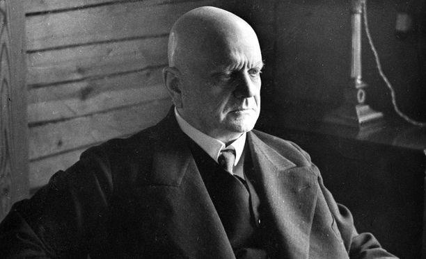 Jean Sibelius kuoli 91-vuotiaana vuonna 1957.