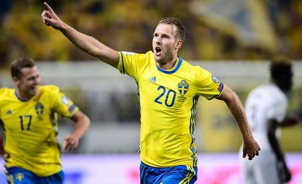 Ola Toivonen käytti Hugo Llorisin virheen hyväkseen.