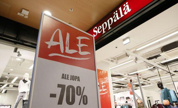 Seppälä on asetettu konkurssiin.