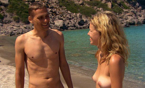 Ensimmäisessä jaksossa kohtaavat Sami ja Tanja.