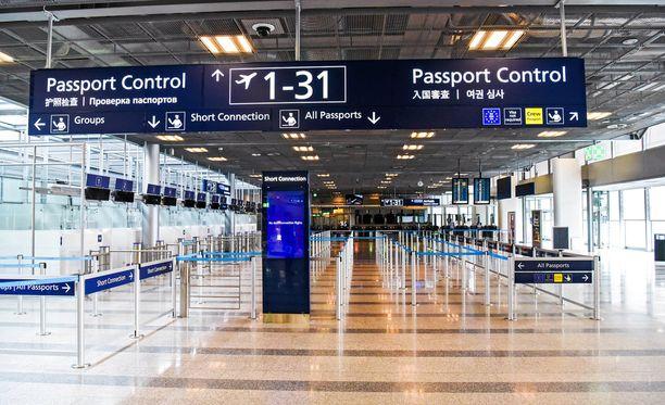 Helsinki-Vantaan lentokentällä lentokapteeni oli humalassa koneessa keskiviikkona.