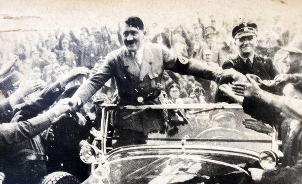 Mein Kampfia myytiin aikanaan miljoonia kappaleita.