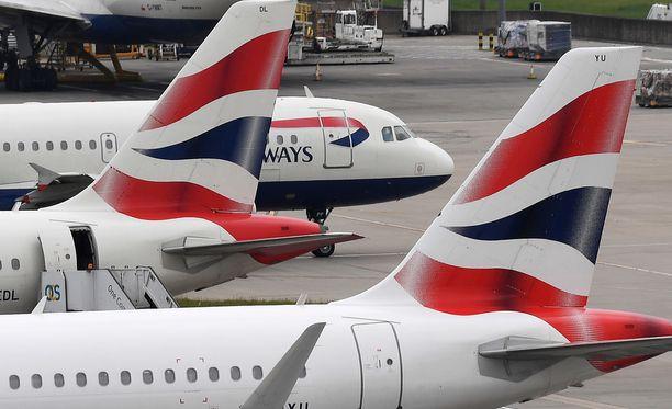 British Airways joutui vakavan hakkeroinnin kohteeksi.