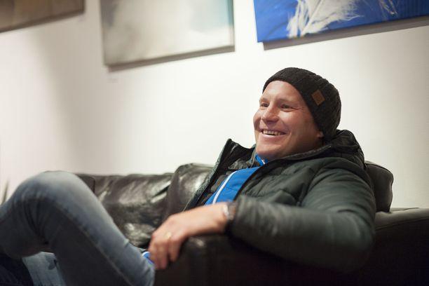 Kalle Palander viettää viikonloppuna syntymäpäiviään.