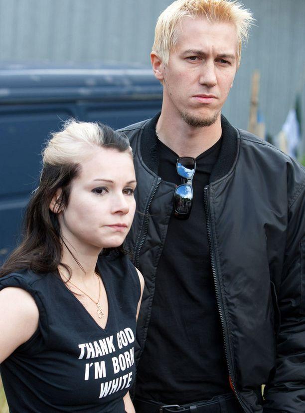 Pamela Tola ja Jussi Vatanen.