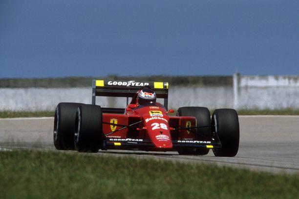 Järvilehto auttoi Ferraria hiomaan vaihteidenvaihdosta kepin pois.