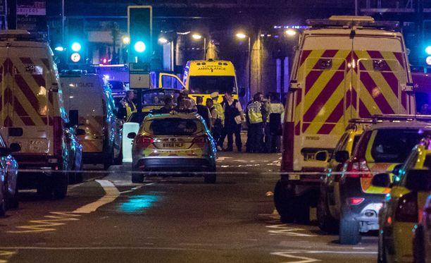 Poliisi on pidättänyt tapahtuneseen liittyen yhden miehen.