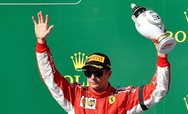 Kimi Räikkönen on tarjonnut F1-kansalle upeita hetkiä jo vuosituhannen alusta saakka.