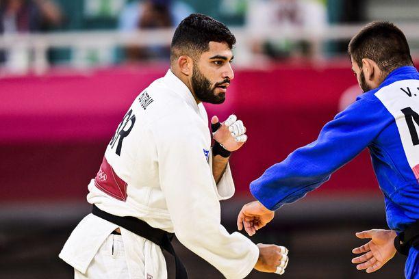 Jo kaksi judokaa on kieltäynyt ottelusta Tohar Butbulia (valkoisessa asussa) vastaan.