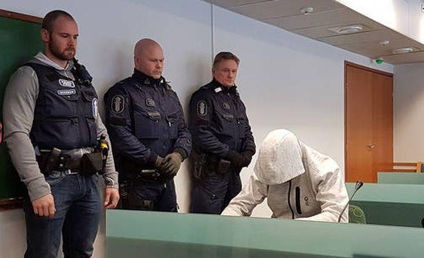 Epäilty Jori Juhani Lasonen vangittiin 7. joulukuuta Etelä-Karjalan käräjäoikeudessa.