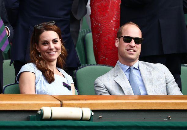 Herttuapari juhlii vanhimman lapsensa syntymäpäivää viikon päästä. Prinssi George täyttää tuolloin 6.