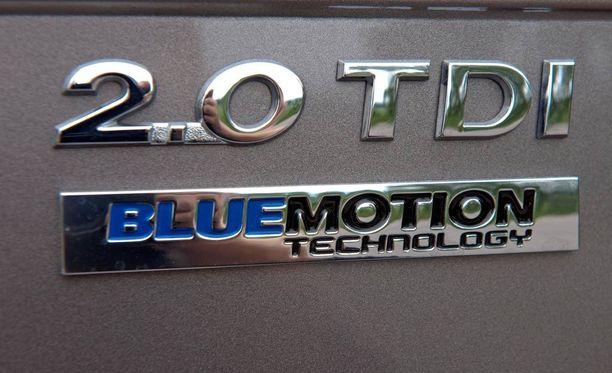Tekniikan Maailma mittasi diesel-Golfin päästöjä ennen ja jälkeen päivityksen.