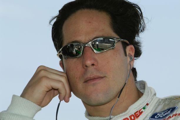 Mario Dominguez loi komean uran rapakon takana, mutta F1-sarjassa häntä ei koskaan nähty.