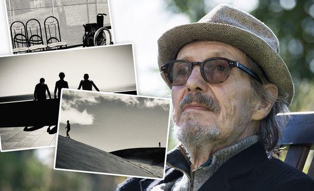 Pave Maijasen valokuvanäyttely oli nähtävissä Helsingin Kanneltalossa. Valtaosa näyttelyn kuvista on viimeisen viiden vuoden ajalta.