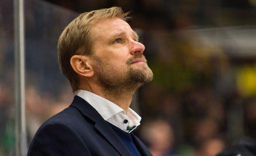Petri Matikaisen (kuvassa) mielestä Pekka Virta on Liigan ylivoimaisesti paras valmentaja.