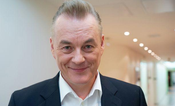 Arto Nyberg.
