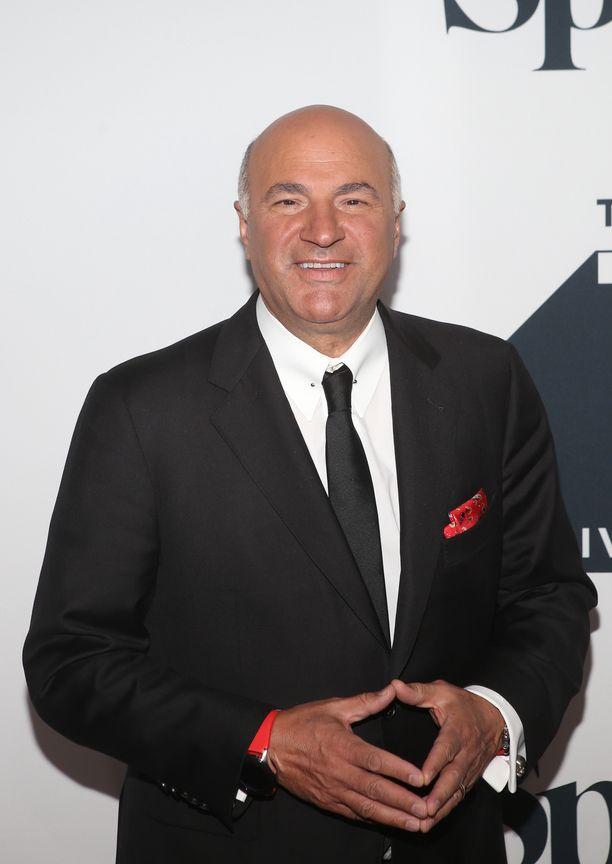 Kevin O'Leary tunnetaan Leijonan luolan kovasuisena sijoittajana.