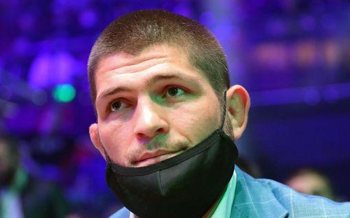 Sivusto: Habib Nurmagomedov tienasi UFC-uransa viimeisestä ottelustaan hurjan miljoonapotin