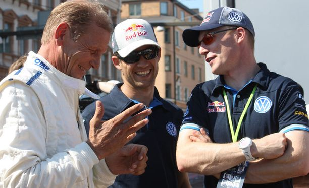 Juha Kankkunen valittiin rallin kunniagalleriaan. Sebastien Ogier ja Jari-Matti Latvala saavat vielä odottaa mahdollista omaa valintaansa.