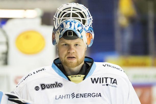 Janne Juvonen muistetaan Suomessa Pelicansin maalilta.