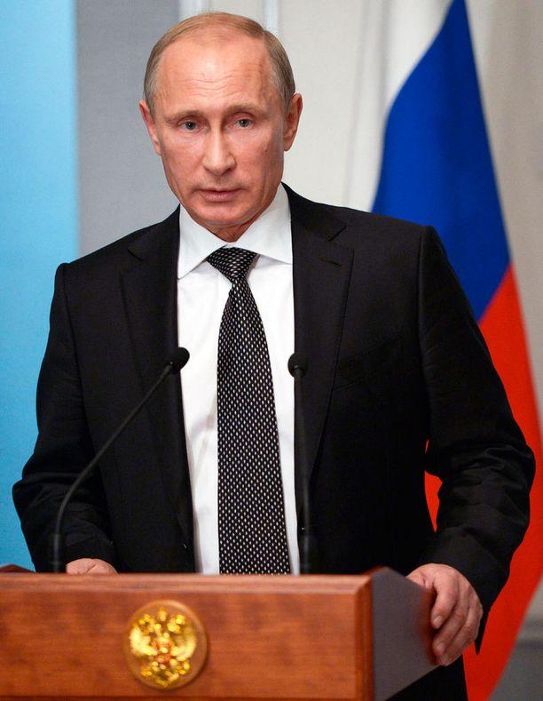 Vladimir Putin määräsi Venäjän Kaukoidän joukot taisteluvalmiuteen.