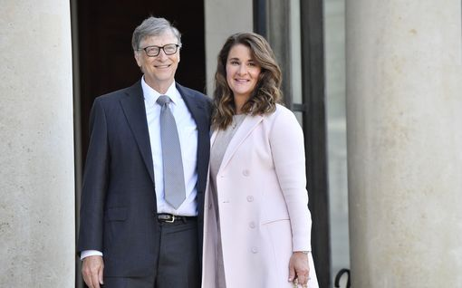Bill Gatesin omaisuus hupenee avioerossa – menetti sijansa Forbesin rikkaimpien listalla