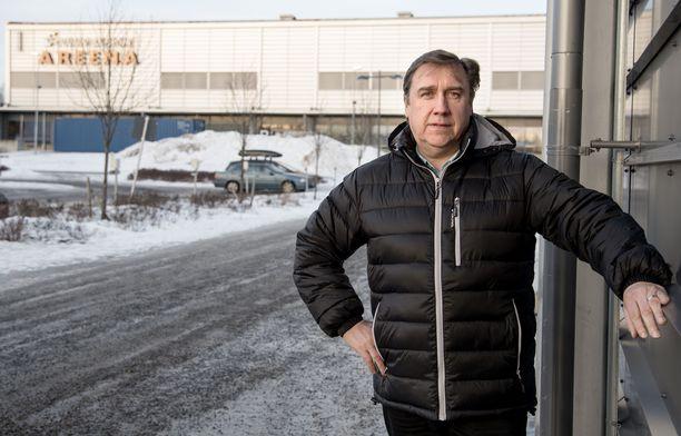 Juha Junno toimii nykyään Kärppä-säätiössä hallituksen jäsenenä.