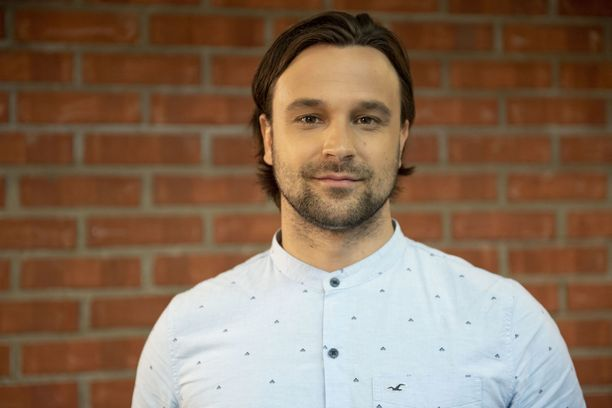 Mikko Parikka hyvästelee Jirin roolin.