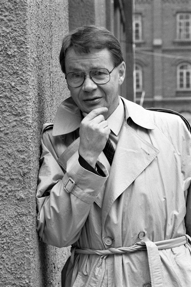 Markus Similä Helsingissä  6. toukokuuta 1987. A