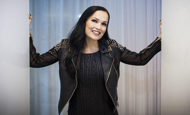 Tarja Turunen, 40, on tunnettu suomalainen laulaja. Turunen oli Nightwish-yhtyeen laulaja vuodet 1996-2005.