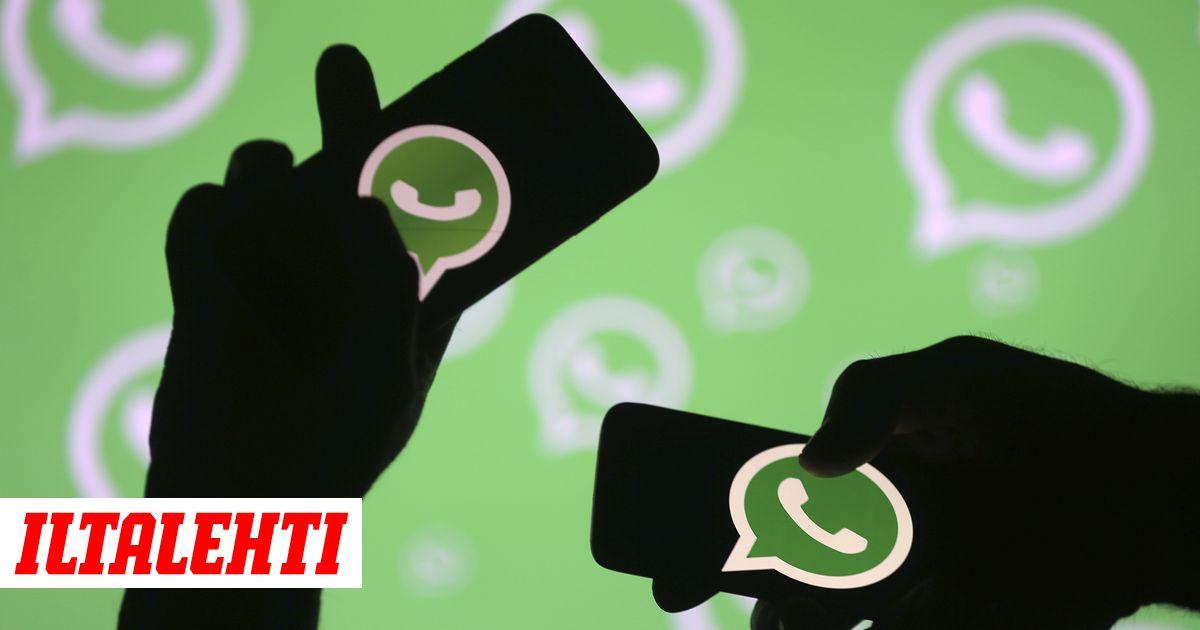 Whatsapp Mainokset