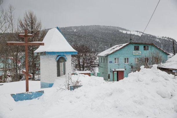 Pomor Tur -motelli on ollut pakolaisten suosima majapaikka.